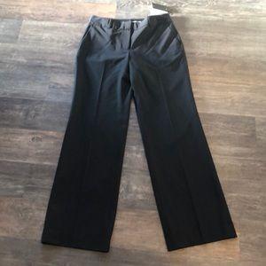 Women's Ann Taylor Curvy Fit Trouser Pants Sz 8